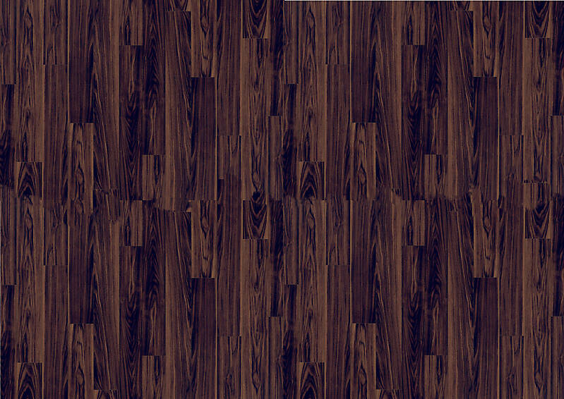 Dark wood laminate