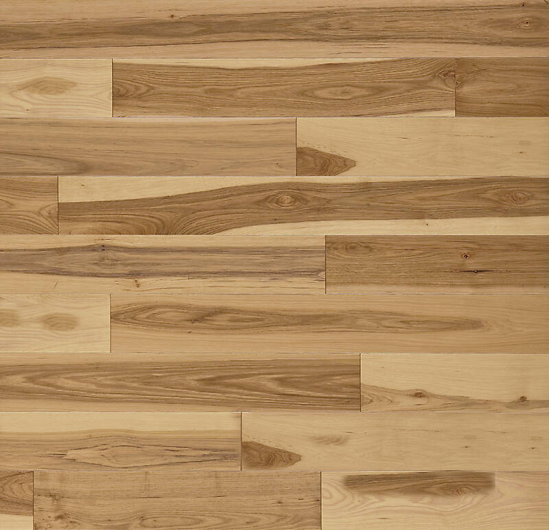 hardwood natural color