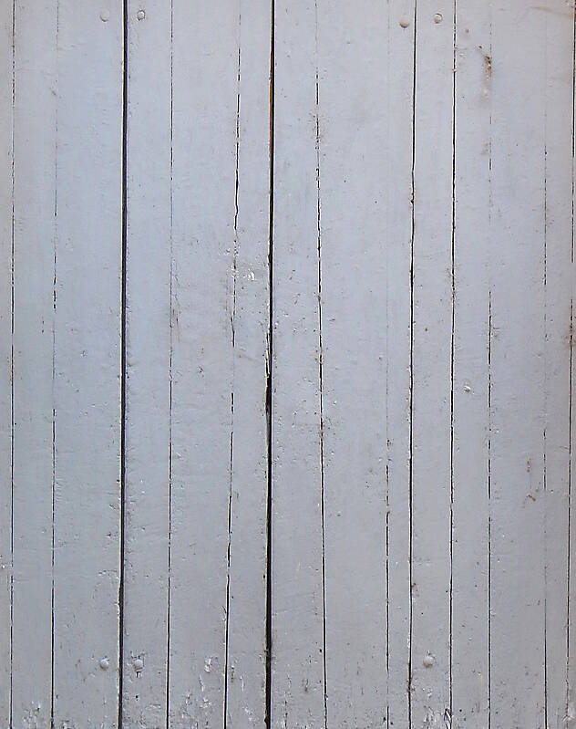 old planks gray paint fine