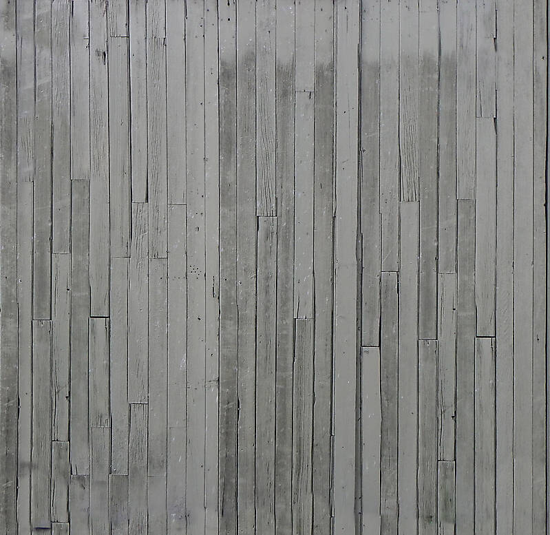 Texture old wood planks painted lugher