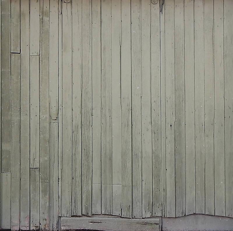 old wood planks painted 2