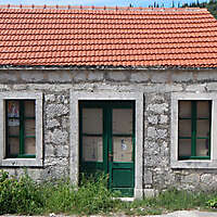 croatian little stone house 19