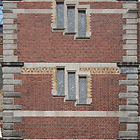 english red bricks building 5