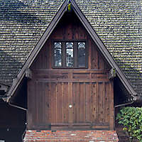 old german wood house 3