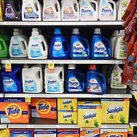 market shelves washing machine soap 2
