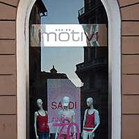 rome street shops