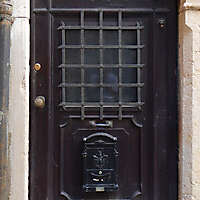 ornate wood door from venice 6