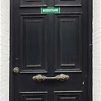 neoclassical wood door 4