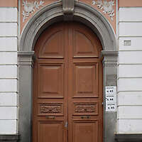 old portal ancient from italy 4