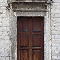 old wood door 3