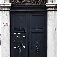 wooden door from venice 3