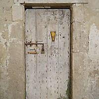 medieval old door6