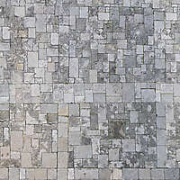 white stone blocks floor 4