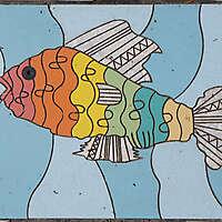 fish mosaic 1