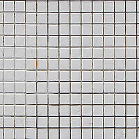 mosaic pool tiles white