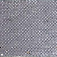 dimond plate manhole 1
