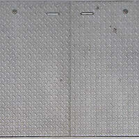 dimond plate manhole 3