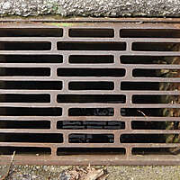 rectangular water manhole 1