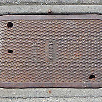 rectangular water manhole 4