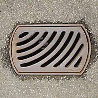 rectangular water manhole 7