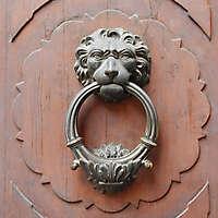 metal clapper lion
