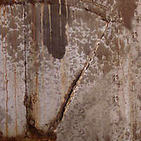 hires rusted very old metal texture 4