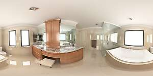 interior bathroom 360