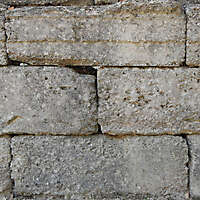 medieval crude stone blocks from athen 8