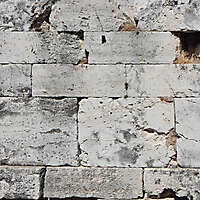 medieval stone blocks from athen 24