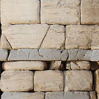 medieval stone blocks from athen 27