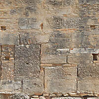 medieval stone blocks from athen 6