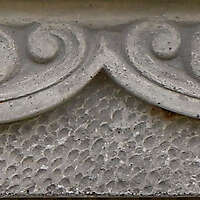 european stile stone ornament 28