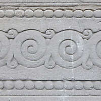 greek seamless stone ornament 61
