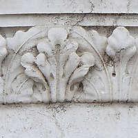 medieval stone ornament venice 12