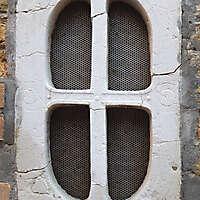 medieval stone ornament venice 17