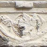 medieval stone ornament venice 1