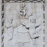 medieval stone ornament venice 23
