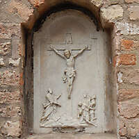 medieval stone ornament venice 3