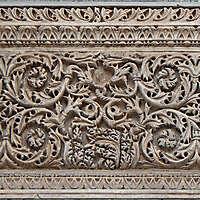 medieval stone ornament venice 5