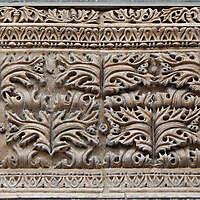 medieval stone ornament venice 6
