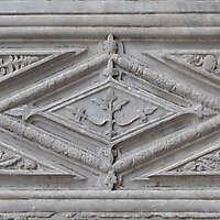 medieval stone ornament venice 8