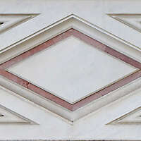 stone frame ornament 3