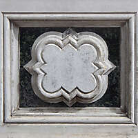 stone frame ornament 5