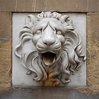 stone lion ornament 1