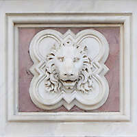stone lion ornament 2