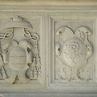 stone plate decoration ro