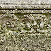 stone seamless ornament 22