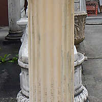 greek stone ionic pillar 1