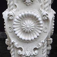italian stone square pillar 3