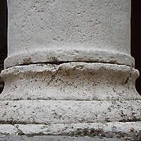 stone column pillar